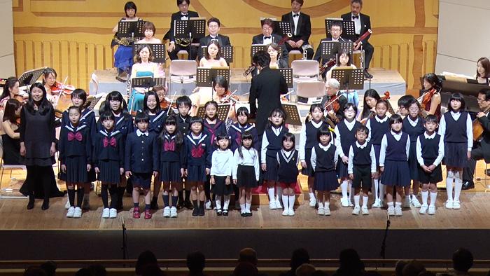 坂出ジュニア合唱団 森のコンサート